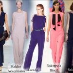 Какой модный комбинезон выбрать для лета 2018