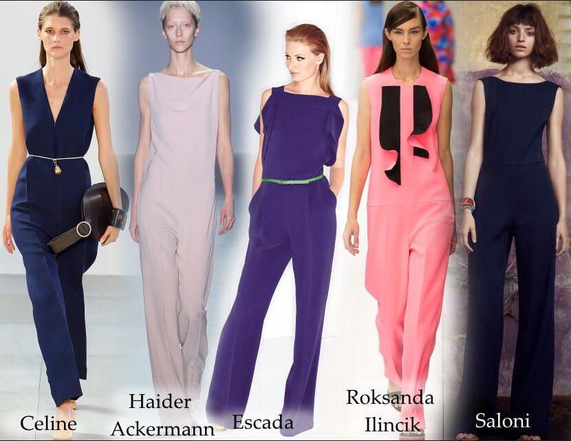 Какой модный комбинезон выбрать для лета 2016