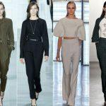 Брюки с завышенной талией: комфортная мода