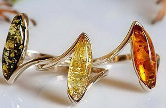 Рекомендации для выбора украшения из янтаря