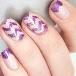 Как пользоваться трафаретом для ногтей