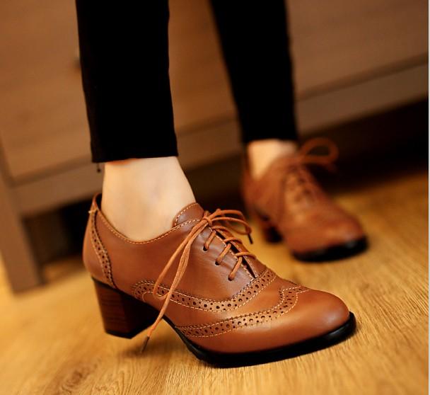 Кожаная обувь: «маст-хэв» гардероба