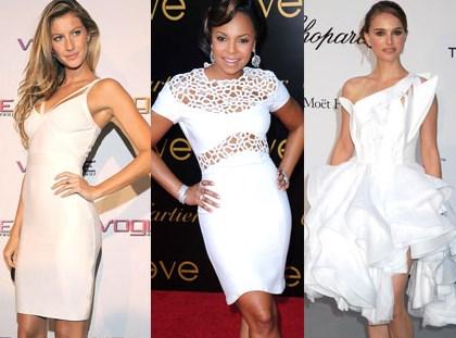 Как сделать макияж под белое платье