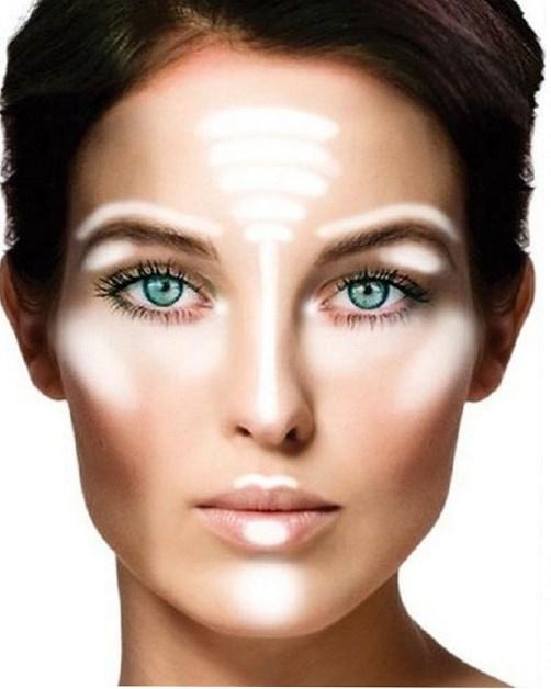 Универсальный нежный макияж