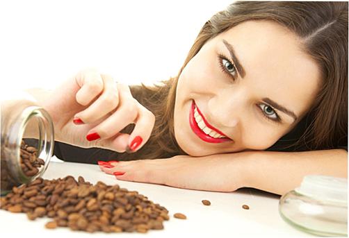 Маска для волос с кофе: салонный эффект дома