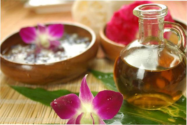Масло орхидеи в ароматерапии
