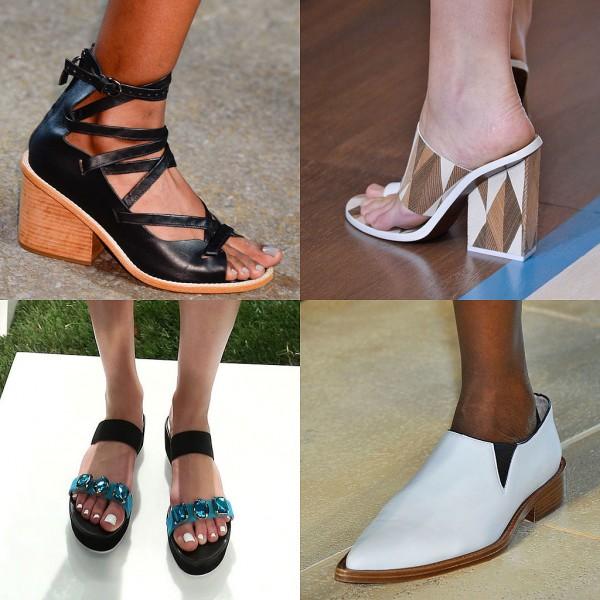 Модная летняя обувь 2016: на любой вкус