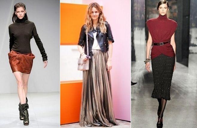 Самая Модная Юбка 2015