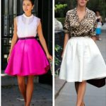 Всегда выглядеть привлекательно: модные женские юбки 2018