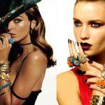 Секреты стиля: как носить массивные украшения