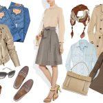 Идеи для базового гардероба на весну