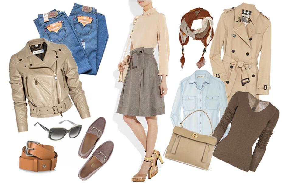 Идеи для весеннего стиля одежды Обновить гардероб будет проще