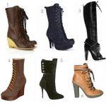 Женская демисезонная обувь: сапоги или ботильоны выбрать