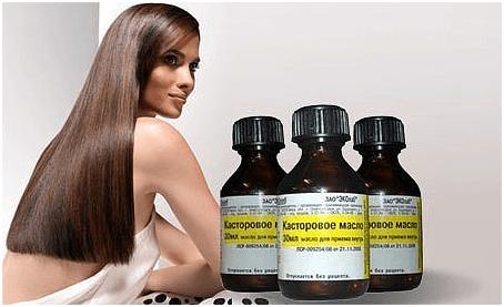 Как правильно использовать касторку для волос
