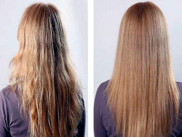Улучшение состояния волос, против выпадения