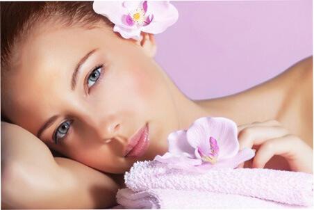 Как проходит цветочный массаж