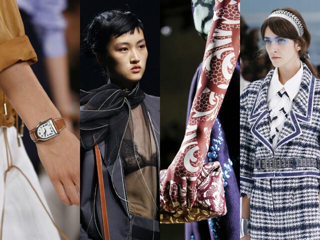 модные аксессуары весны 2016