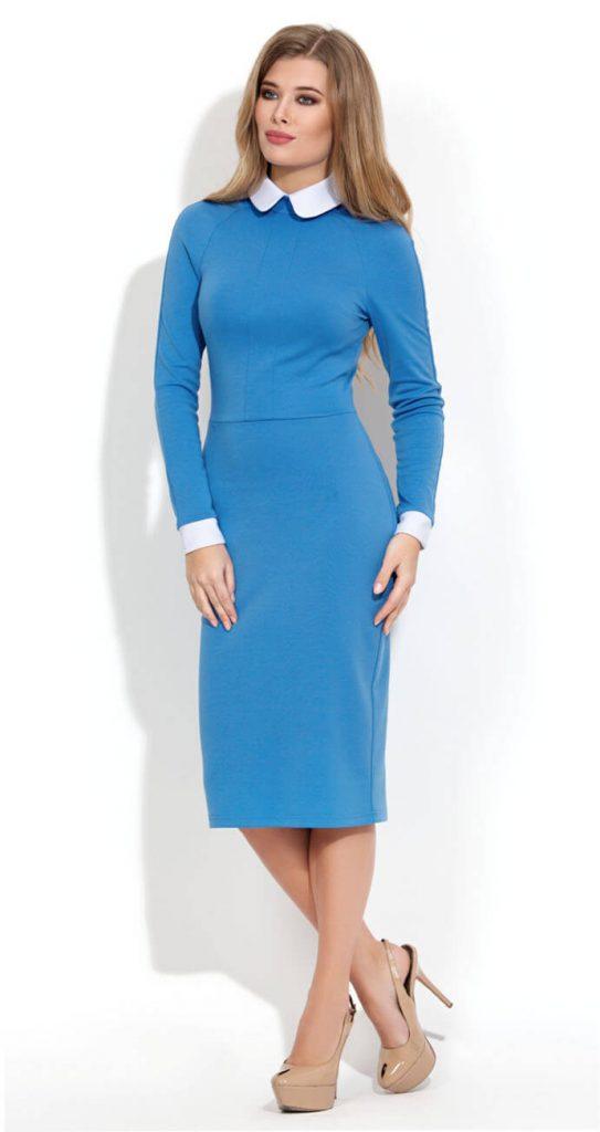 Выбор платья с рукавом реглан