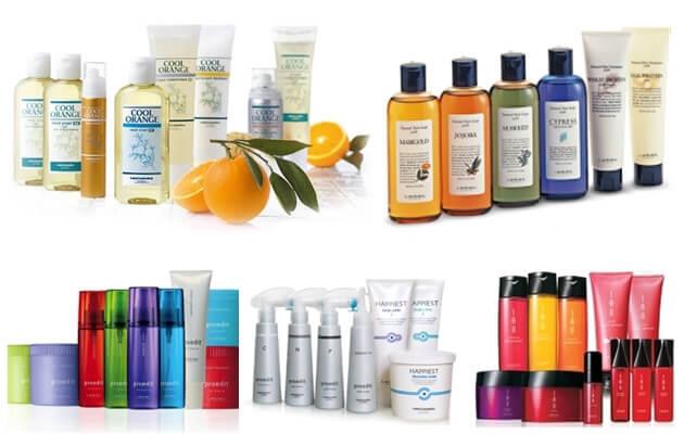 Дополнительный уход при помощи средств Lebel Cosmetics