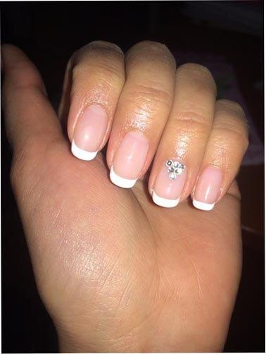 Как использовать шелк для ногтей
