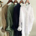 Стильная одежда для модного лета: рубашка