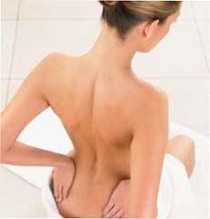 Рецепты крахмальных ванн