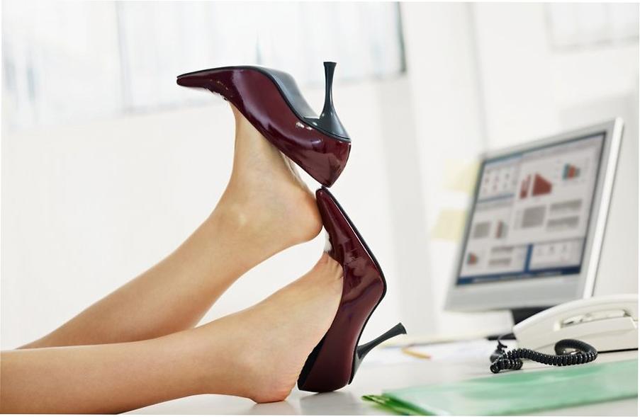 Какие туфли подойдут для работы
