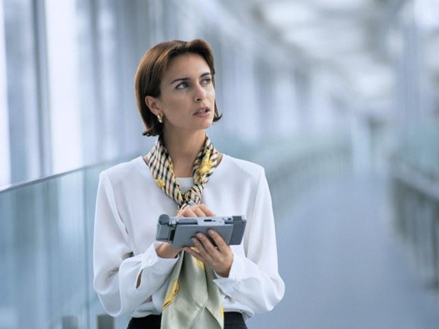 Главные черты деловой женщины
