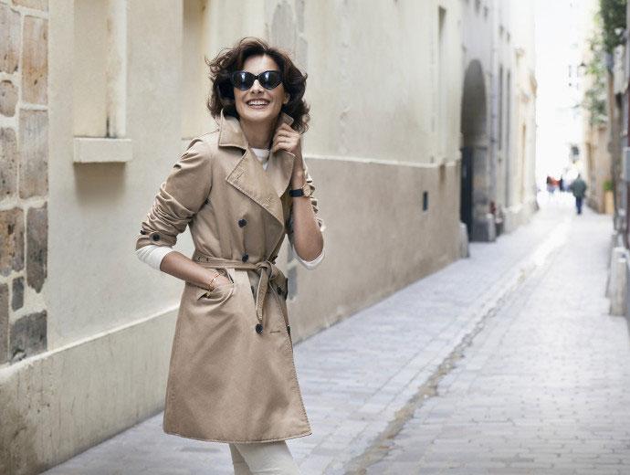 Базовые вещи для французского стиля