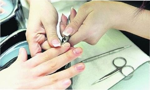 Подготовка рук и ногтей