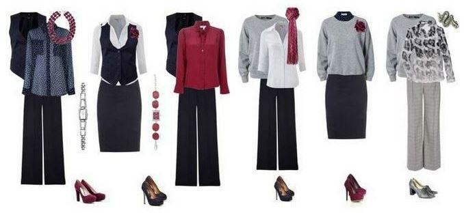 Как составить капсульный гардероб