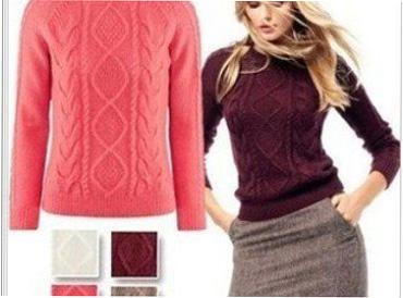 Как выбрать модный женский свитер