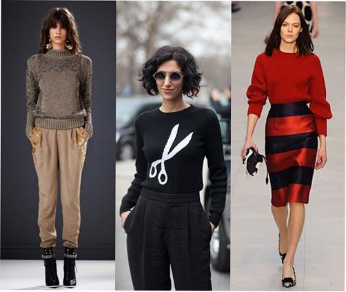 Свитер, пуловер, джемпер: кто есть кто