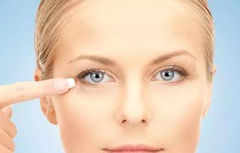 Как выглядеть моложе: лифтинг кожи вокруг глаз
