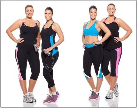 Спортивная Одежда Для Полных Девушек