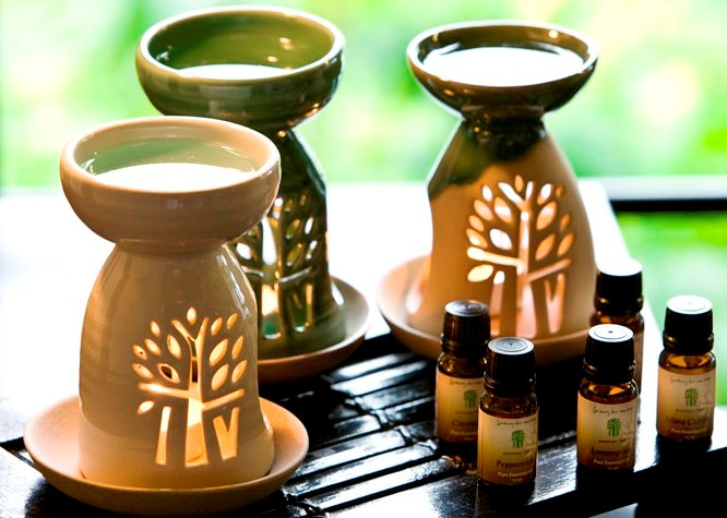 Натуральные эфирные масла: правила использования