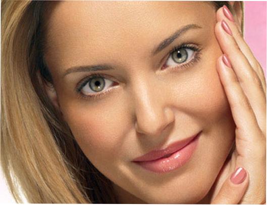 Нормальная кожа лица: летний уход