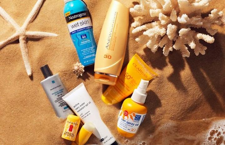 Весной нужен лучший солнцезащитный крем для лица