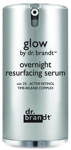 Overnight Resurfacing Serum линия GLOW