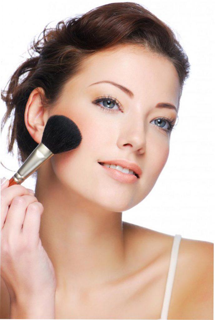 Быстрый макияж: этапы создания
