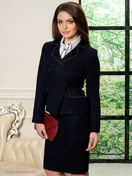 Блузка и юбка для деловой леди