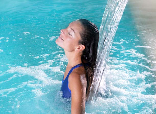 Польза гидротерапии