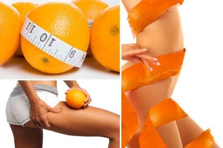 «Апельсиновая корка» не пропадет бесследно при снижении веса