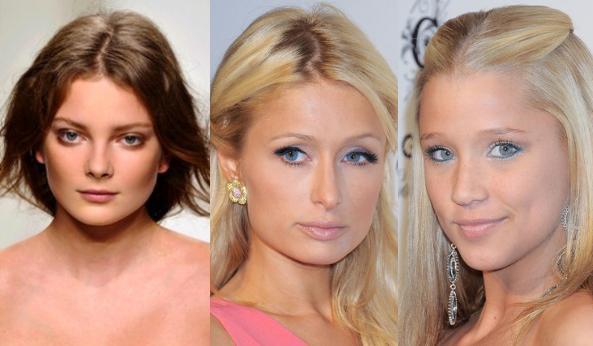 Как делать макияж для близко посаженных глаз