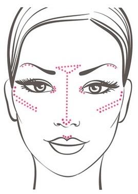 Как выполнять стробинг-макияж