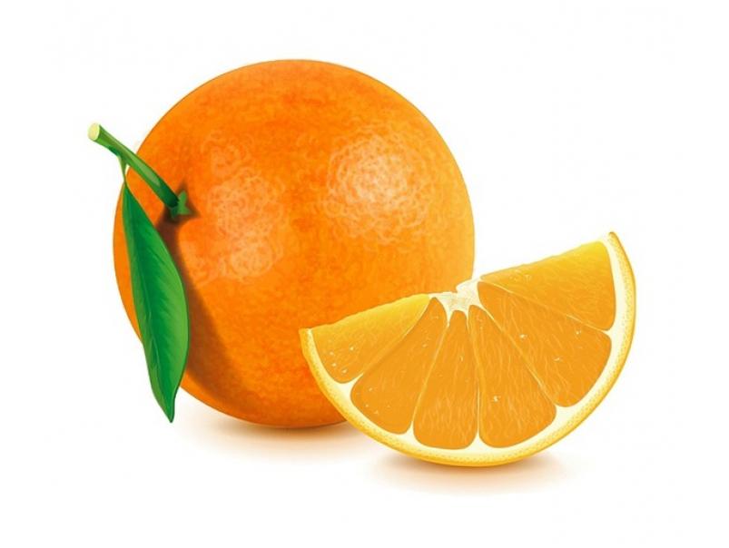 Апельсиновое и виноградное освежение