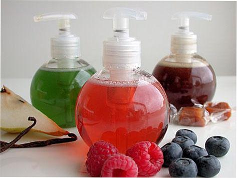 Как приготовить парфюмированный гель для душа