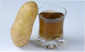 Картофель с пивом