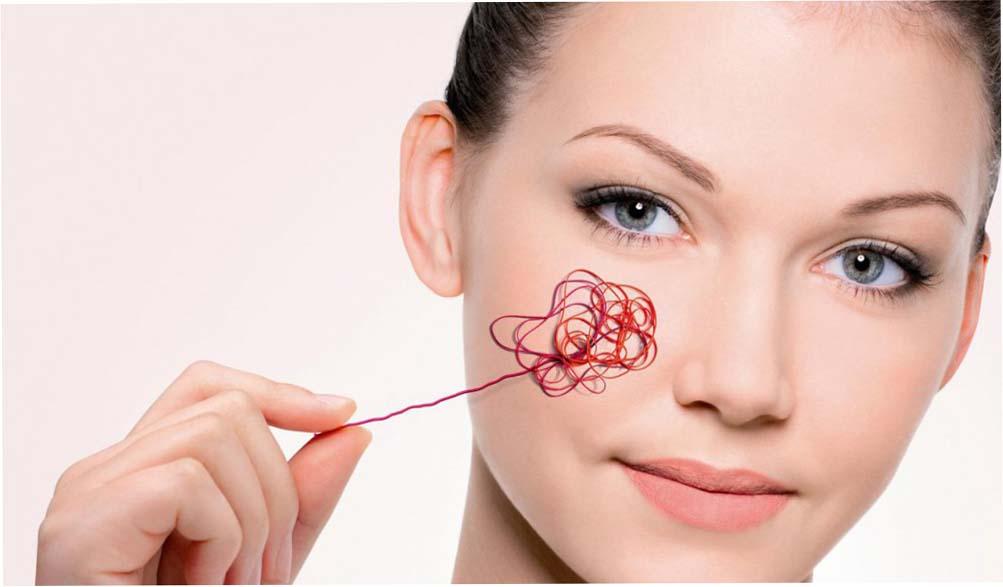 Как убрать купероз кожи лица