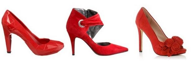 Выбираем обувь к наряду